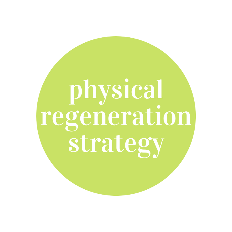 Physical Regeneration Strategy picture