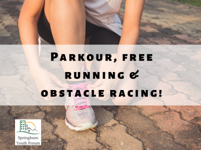 Parkour, free running and obstacle racing
