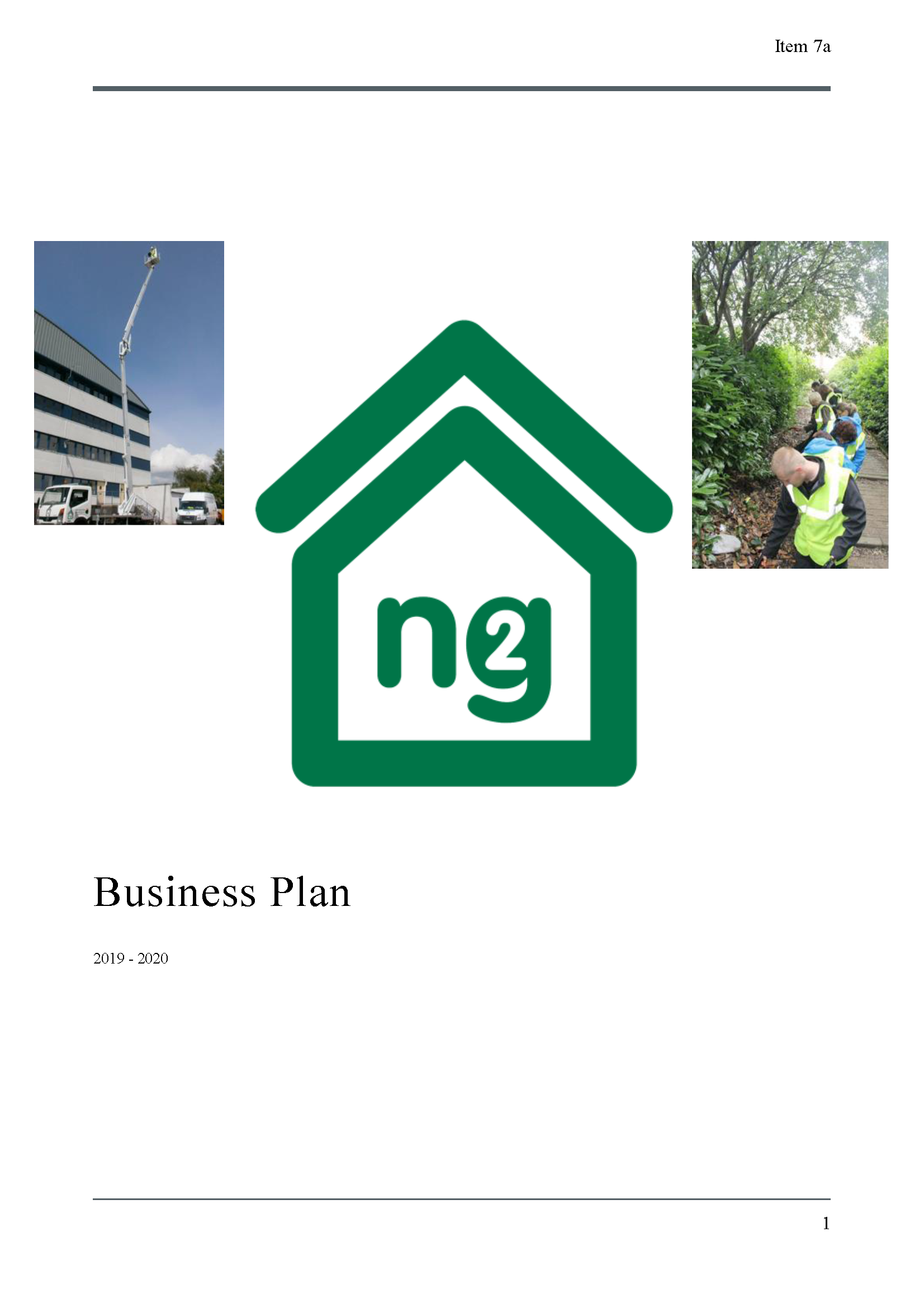 Ng2 Business Plan 2019 Cover