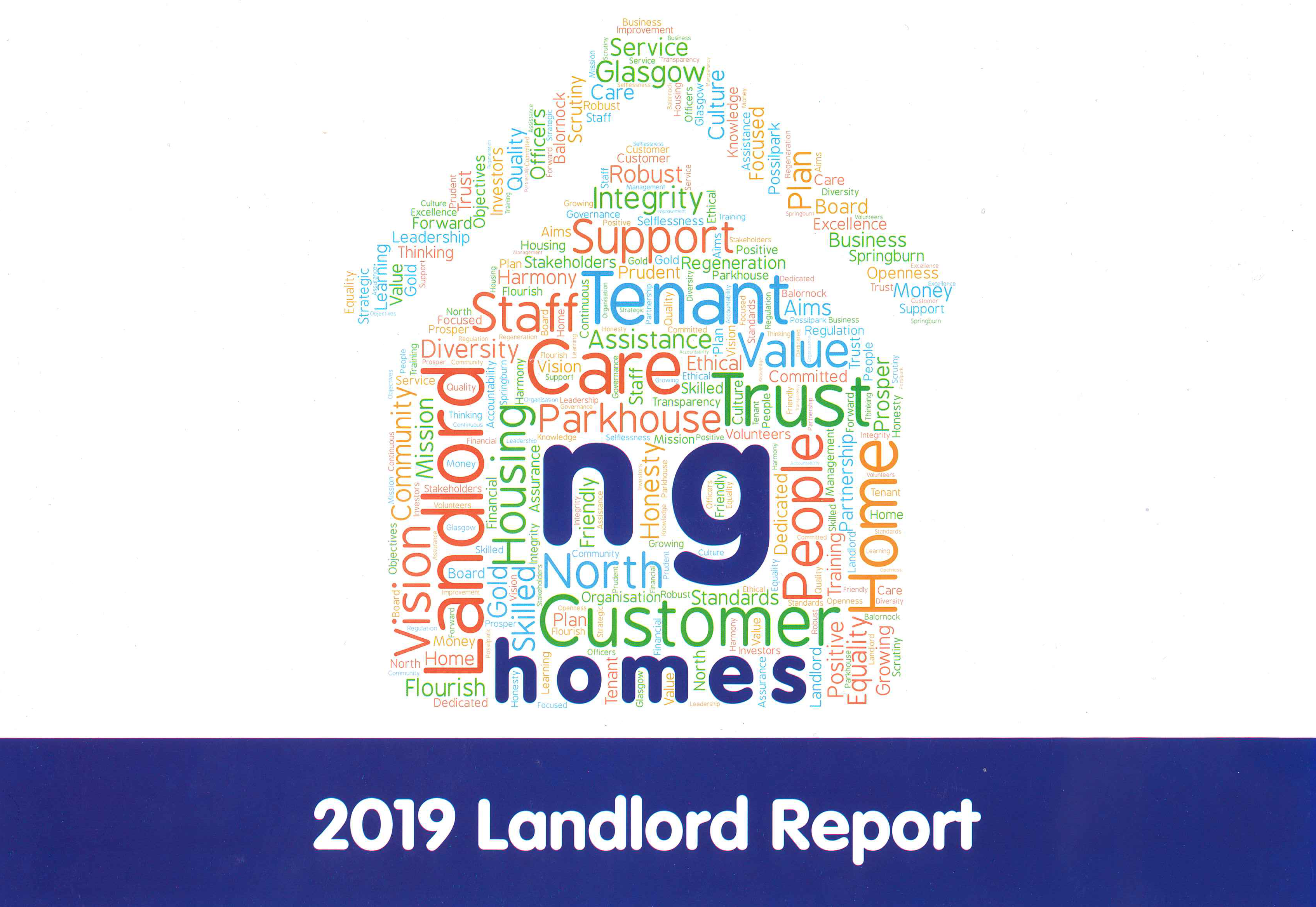 Ng Homes Landlord Report 2019 Cover