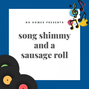 Song,  Shimmy and a Sausage Roll